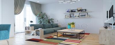 Thiết kế nội thất nhà phố hiện đại City Land - Gò Vấp Tphcm