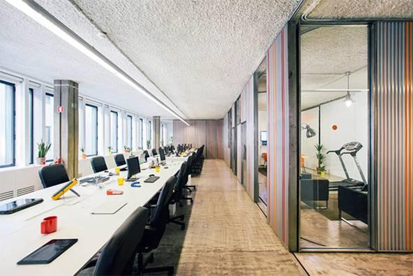 Lựa chọn đơn vị thi công nội thất văn phòng đẹp và uy tín tại Hà Nội