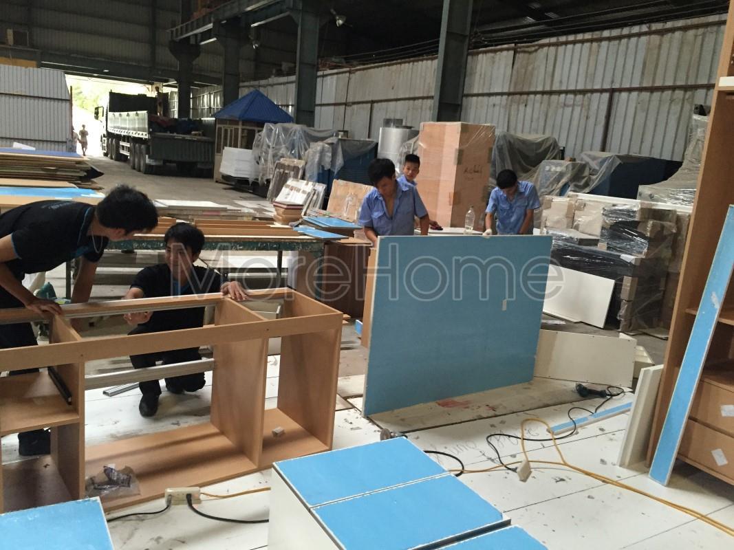Xưởng sản xuất đồ gỗ